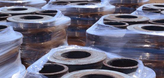 azienda stampaggio acciao - logistica prodotto finito